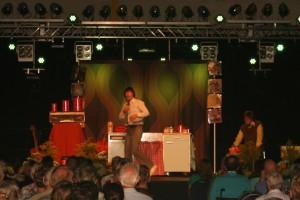 cabaret dorpsfeest