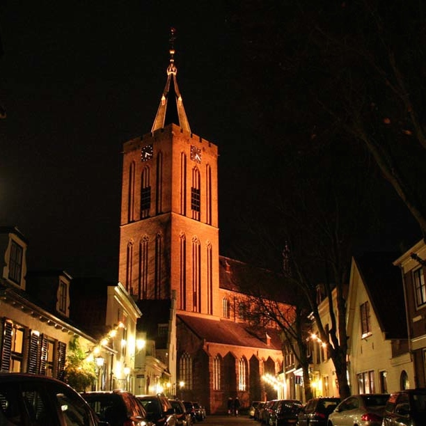 Zingen bij de Afwas in Grote Kerk Naarden