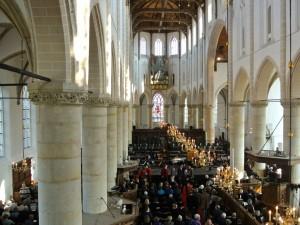 grote kerk naarden decor zingen bij de afwas