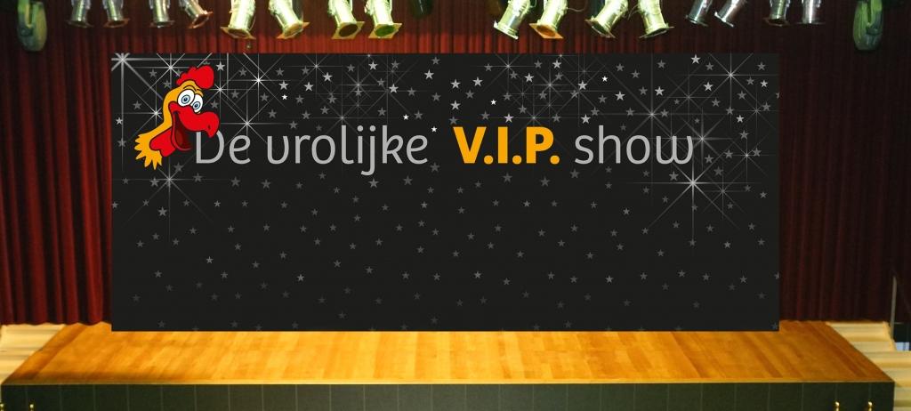 Cabaret Vrolijke VIP Show