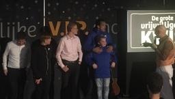 Vrolijke VIP Show - act voor vrijwilligers - Doetinchem