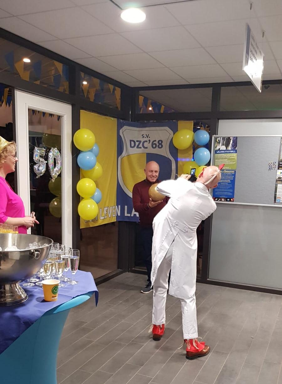 Vrolijke VIP Show - act voor vrijwilligers - Doetinchem4