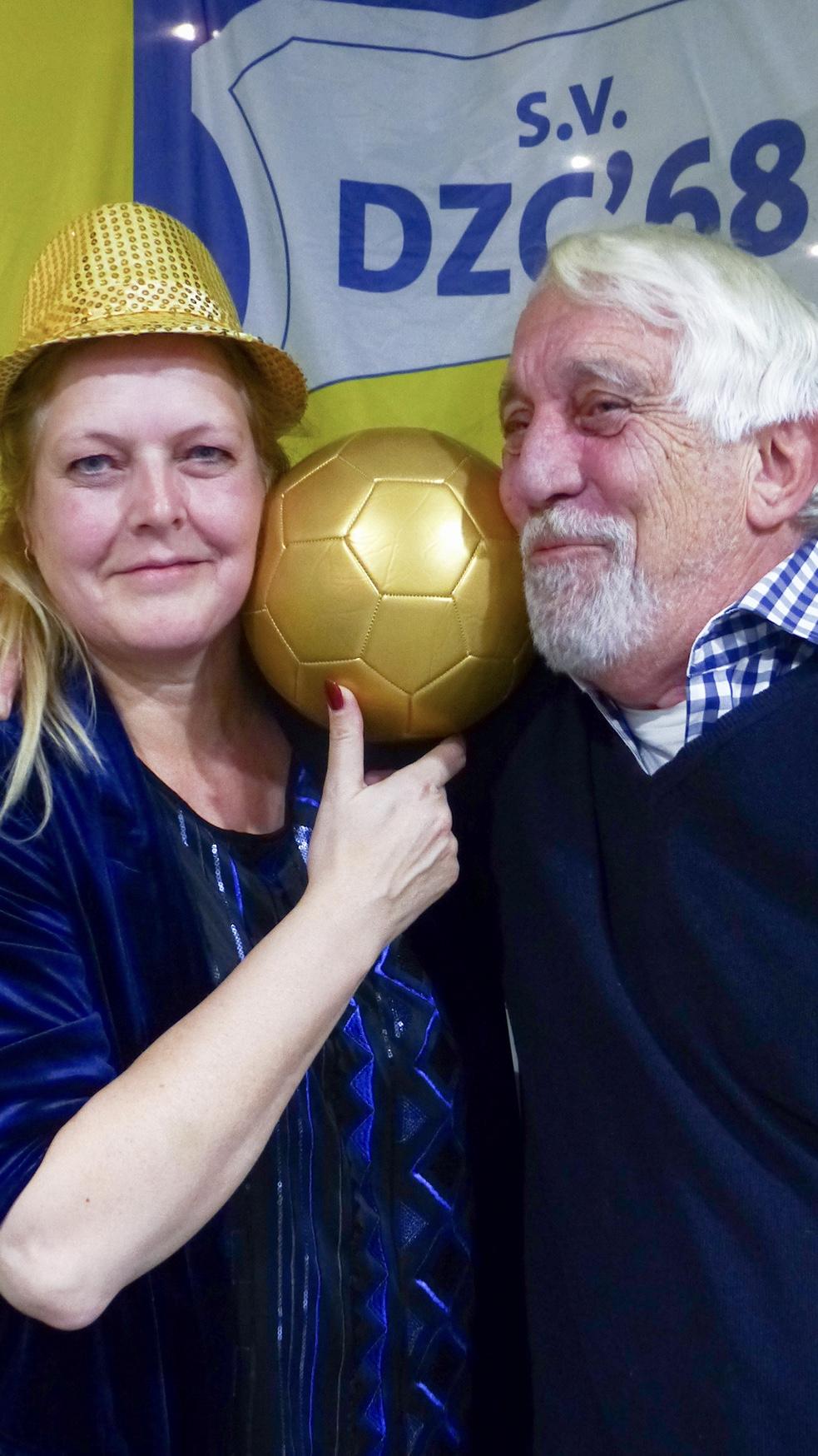 Vrijwilligersfeest voetbalclub organiseren