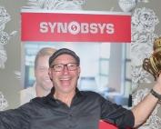 marc bij act bedrijfsfeest synobsys